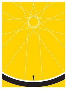 JASON MUNN - Biker - Poster