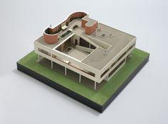 corbusier #model #architecture #corbusier