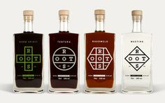 roots_09 #branding #packaging #bottle #roots #bob studio
