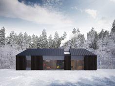"""Tind"" - Prefabricated home by Claesson Koivisto Rune"