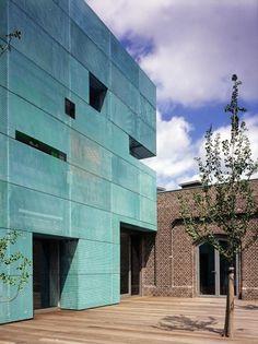 Architecture Photography: Flashback: Sarphatistraat Offices / Steven Holl Architects - Sarphatistraat Offices / Steven Holl Architects (2013 #architecture