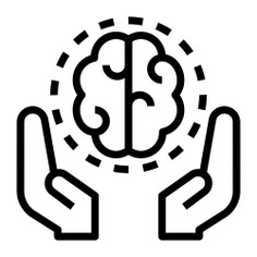 See more icon inspiration related to brain, sage, pundit, open mind, hands and gestures, intellectual, brains, planning, strategy, knowledge and education on Flaticon.