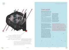 D. Amellio Design #publication #magazine #science