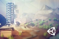 Learn To Code by Making Games #inspiration #poly #illustration #art #low