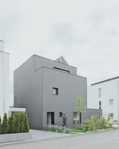 Haus B in Beinstein by Birk Heilmeyer und Frenzel Arhitekten