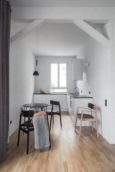 kitchen / Studio Loft Kolasinski