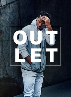 UA Outlet Campaign by Matt Hodin