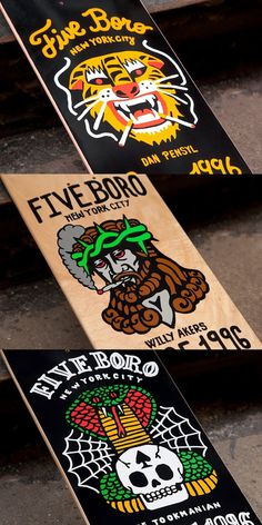 5BORONYC_5Bit_Blog_2 #5boro #skateboards
