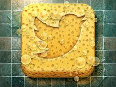 Tweetcleaner_drbbbl #icon #iphone #application #ipad