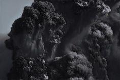 smoke #smoke #black #dust #nature #fire #vulcano #dark
