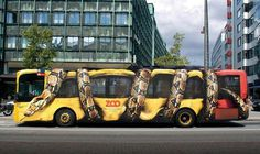 Snake bus #bus #plotter #city #zoo #snake