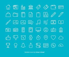 48 Free Bubble Icons