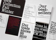 cla-se / Claret Serrahima #print #typography