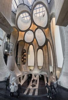 Heatherwick Studio: Zeitz Museum of Contemporary Art Africa | Sgustok Design