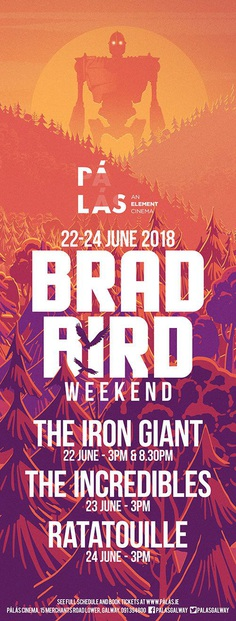The Iron Giant / Brad Bird Weekend