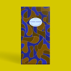 Pattern design for the Pierre Herme chocolate bar packaging by Andrei Robu (www.robu.co)