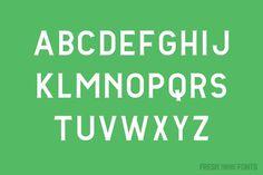 Hickory #font