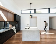 Carlyle Lane House by Harley Graham Architects 5