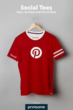 #Pinterest #social #tee #tshirt #clothing #design