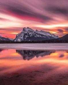 Mark Jinks Captures Stunning Nature Landscapes of Canada