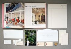 Library, Archives of Fashion : Lovely Stationery . Curating the very best of stationery design