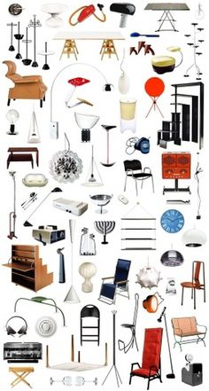 Castiglioni Objects #design #cicci #furniture #object #castiglioni