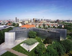 Jewish Museum Berlin | Studio Daniel Libeskind #libeskind #museum #architecture #daniel #jewish