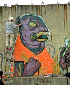 DOBUKO Crew - Street Art