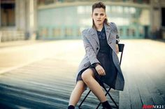 Emma Watson by Boo George