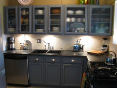 Kitchen Cabinets for Small Galley Kitchen #small #kitchen #for #cabinets #galley