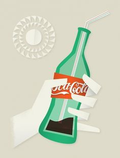 Brent Couchman – New Work | Allan Peters #coke #brent #couchman