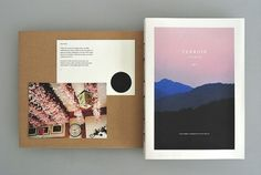 TERROIR Magazine No. 2 on the Behance Network #photography #design #graphic #book