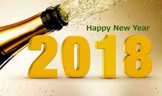 Happy New Year 2018 Wallpaper Hd Desktop – WallpapersBae