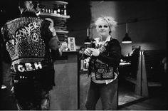 November 05 #punk #white #black #punx #leica #and