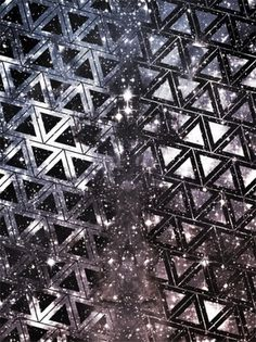 Jacob Huff Portfolio 2011 #stars #patterns #space #triangles