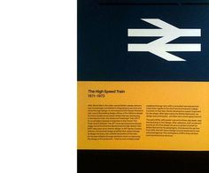9f11ed41b0ad20f759954a49bc25f357.jpg (578×483) #train #british #branding #signage #transportation