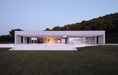 costa brava house terrace