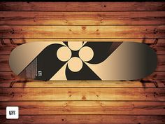 Skateboard Graphics on the Behance Network #layout