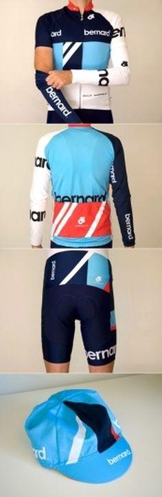 Bernard Cycling Kit   AisleOne #bernard #cycling #apparel