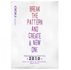 Rejane Dal Bello #postmodernism #experimental #poster #typography