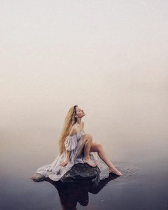 Whimsical, Cinematic and Ethereal Self-Portraits by Rosie Hardy