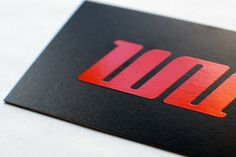 wrapup co. business card concept #2 details | Flickr - Photo Sharing!
