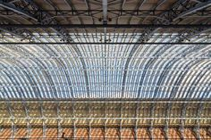 Symmetry Architecture Photography by Edward Neumann