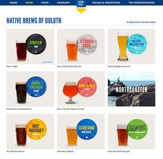Canal Park Brewing Co. Website #website #beer