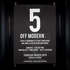Poster for wedding #off #designer #modern #london #portfolio #graphic #james #poster #kirkup
