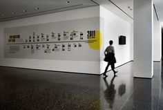 MoMA : Javas Lehn #gallery #timeline #museum #installation #environmental #graphics #moma