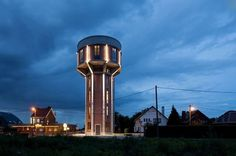 Water Tower Architecture – Fubiz™ #architecture #water #tower