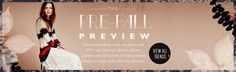 Pre Fall Preview at Free People #banner #web #free #people