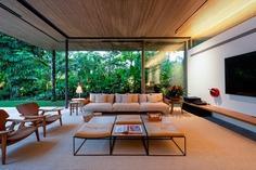 living room, Guarujá, São Paulo / Jacobsen Arquitetura