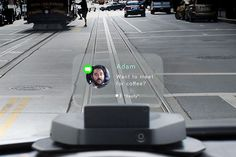 Navdy is a Head Up Display that makes #driving safer and let's you stay connected. #productdesign #industrialdesign #modern